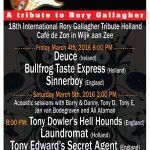 18e Rory Gallagher Tribute