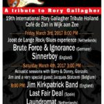 19e Rory Gallagher Tribute