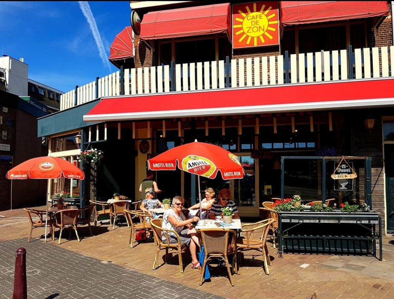 Café de Zon – Wijk aan Zee